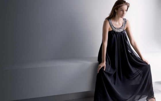 top, платье, natalia, черном, модель, barcelo, andrade,