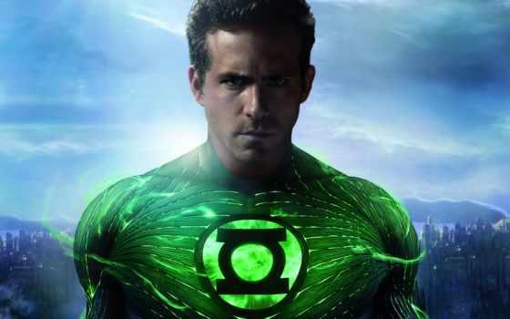 lantern, зелёный, сниматься