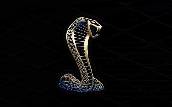 logo, voiture serpent,