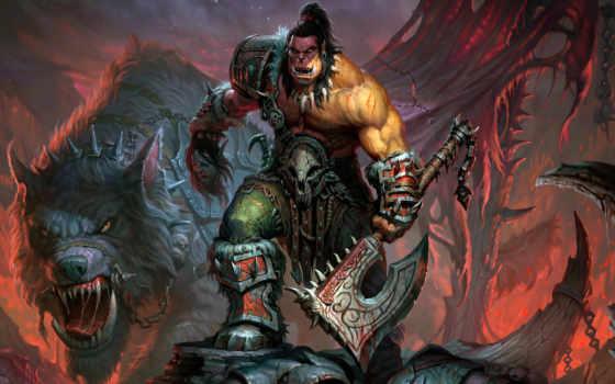 warcraft, world, орда, movie, wow, warlords, draenor,