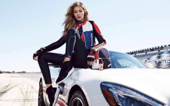 gigi, tommy, hadid, hilfiger, весна, tommyxgigi, показать, campaign, collaboration,