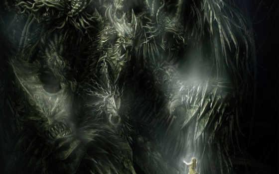 призраки, страшные, широкоформатные