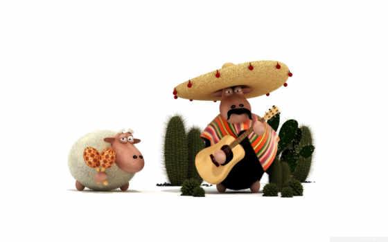 parede, papel, estilo, mexicano, mexicanas, para, gratis, obejas, canjiquinha,