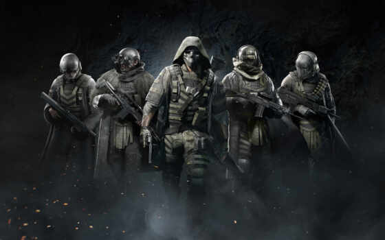 recon, ghost, breakpoint, tom, clancy, game