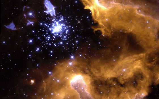 space, nebulae