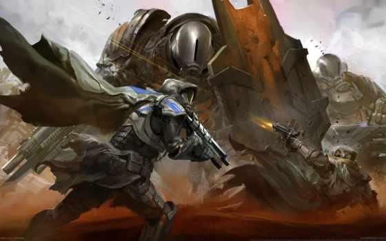 destiny, art, bungie, fate, видеоигры, concept, game,