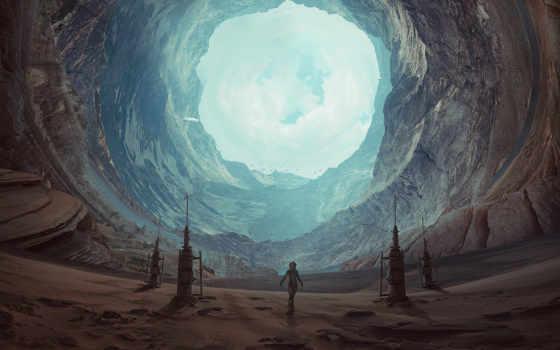,, пещера, glacial landform, формирование, эрозия, ледяная пещера, glacier cave, искусство,