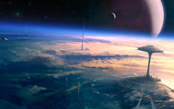 город, будущего