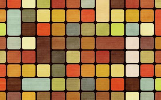 Мозаика, квадраты, текстура
