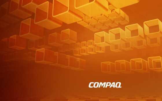 компьютерные, compaq, технологии
