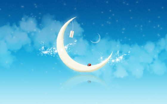 луна, года, лунно, рисунок, ноябре, луны, день, календарь, happygypsy, фазы,