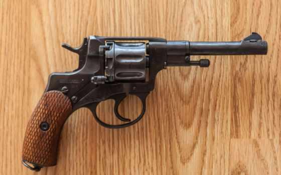 наган, revolver, оружие, nagant, системы, devushki, легендарное,