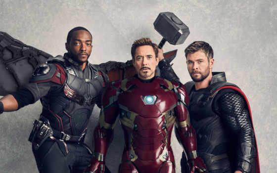 avengers, war, бесконечность, thor, мужчина, iron, falcon, marvel,