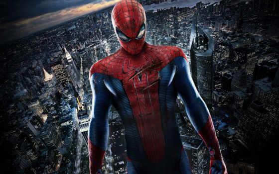 ,spiderman,человек, паук,