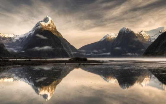 berg, natur, landschaft
