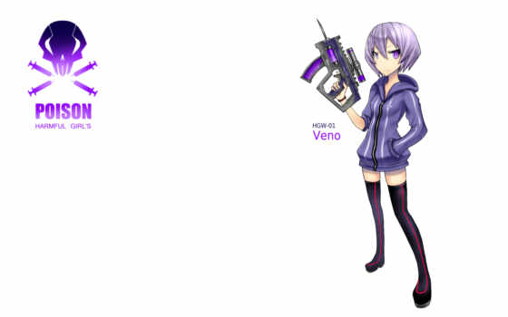 gun, giá, short, hair, weapon, konachan, original,
