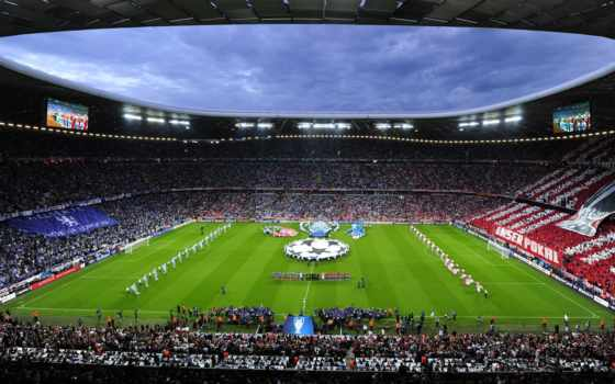 league, champions, final, munchen, bayern, челси, arena, allianz,
