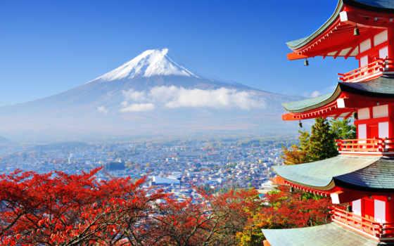 фудзи, mount, япония Фон № 126554 разрешение 2880x1800