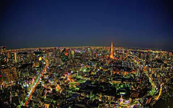 tokyo, tokio, город, япония, one,