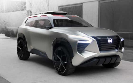 nissan, xmotion, concept, детройте, motion, внедорожник, автосалоне, company,