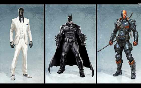 batman, arkham, origins, торрент