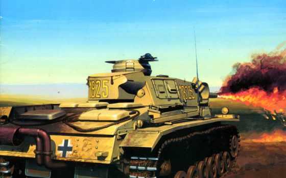 танк, вермахт