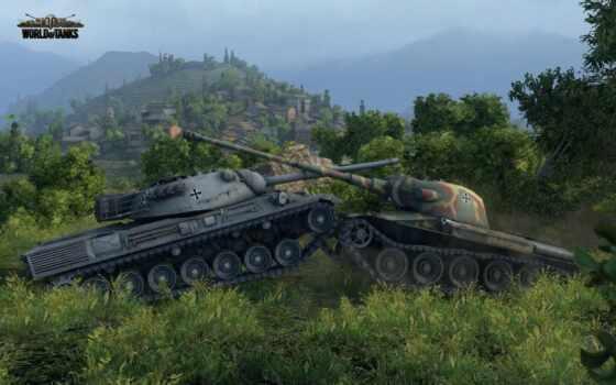 tanks, world, баги,