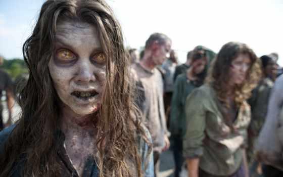 зомби, выгул, dead, апокалипсис, сниматься, актер