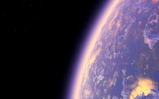 космос, атмосфера