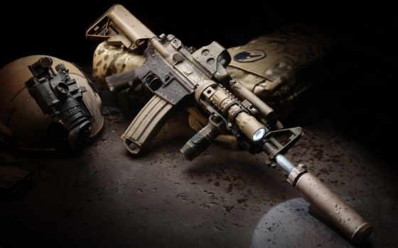 rifle, con, larue