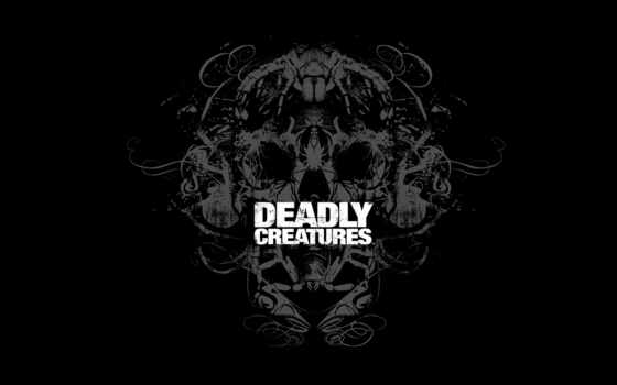 deadly, creatures, картинка