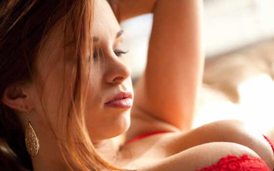 sexy, грудь, девушка