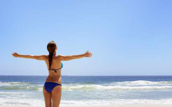 пляж, images, фото, getty, stock, женщина,