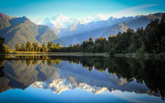 природа, стран, разных, new, zealand, природы, страны, новая, life,