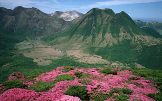 горы, природа, природы