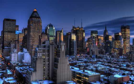 new, york, manhattan Фон № 97075 разрешение 2560x1600