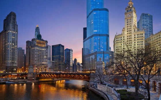 chicago Фон № 109486 разрешение 1920x1200