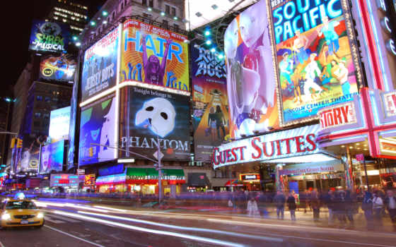 square, york, new, город, nyc,