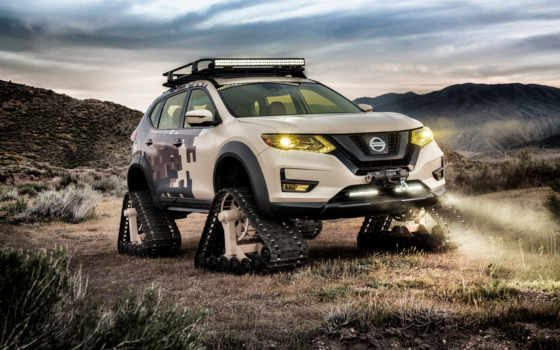 nissan, trail, concept, rogue, воин, imx, бородіна, oxana, new, нью,