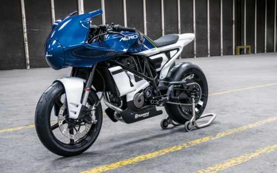 vitpilen, husqvarna, aero, concept, мотоцикл