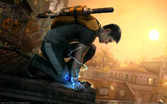 infamous, игры, game, games,