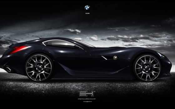 автомобилей, будущего, bmw