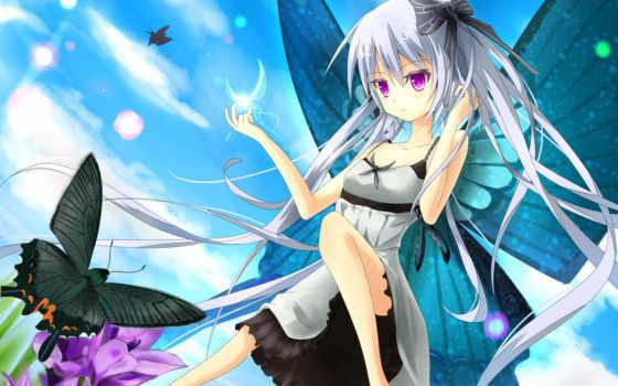 anime, девушки, девушка Фон № 66917 разрешение 1920x1200