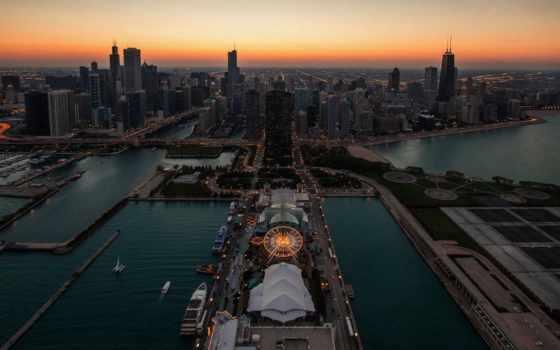 первую, chicago, pier, print, вмф, explores, brandon, feet, свет,
