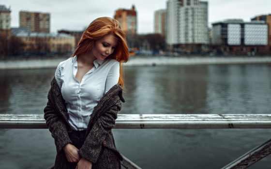red, волосы, девушка, resolution, desktop, this, москва, смотреть, россия,