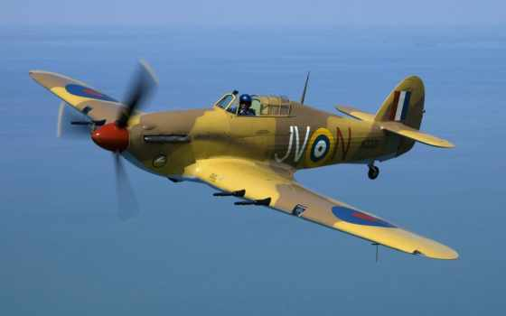 hawker, hurricane, about