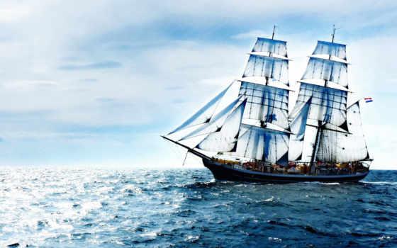 корабли, корабль, море Фон № 89021 разрешение 1920x1080