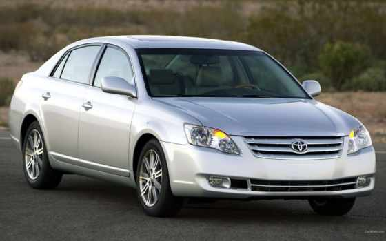 toyota, avalon, car