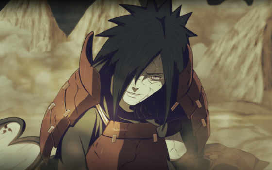 учиха, madara, anime, art, manga, naruto,