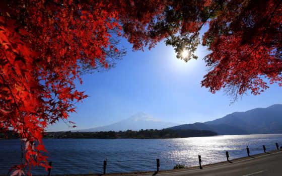 япония, фудзи, best, природа, japanese, mount, уж